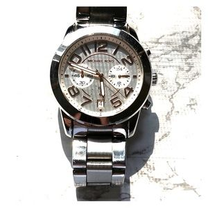 MIchael Kors 5725 stainless steel watch